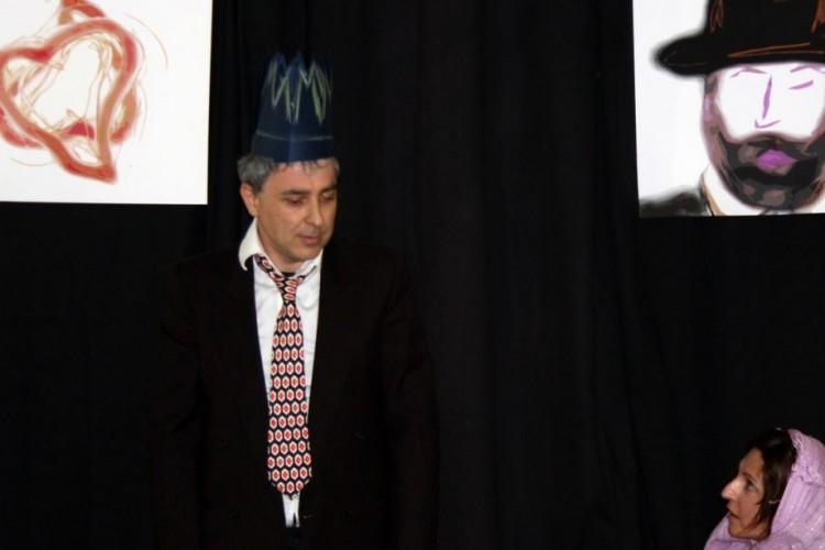 SPECIALE RFF 2014: 'Pa'am Achat' la musica Klezmer sbarca al Fringe