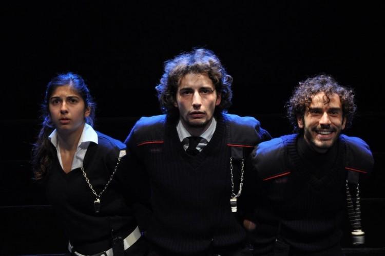 SPECIALE RFF 2014: Dei 'Calabroni' scenicamente impeccabili ma conformisti.