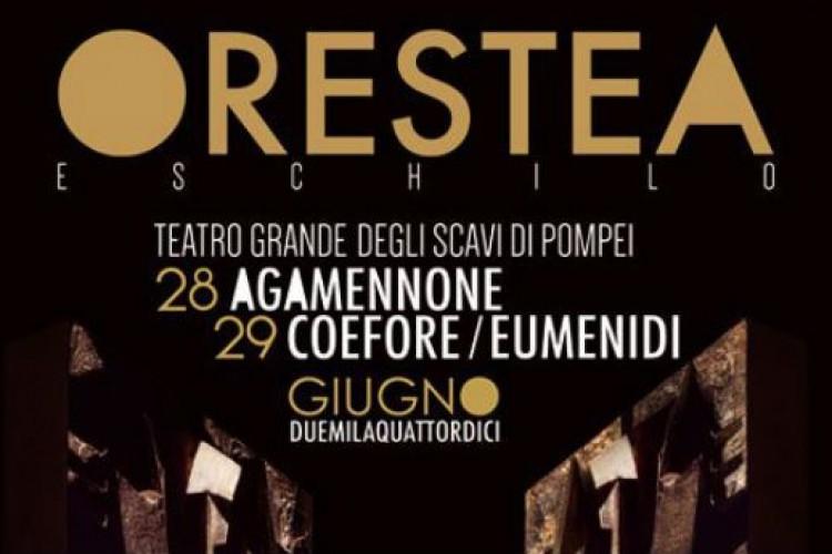 Eschilo riapre le porte del Teatro Grande di Pompei