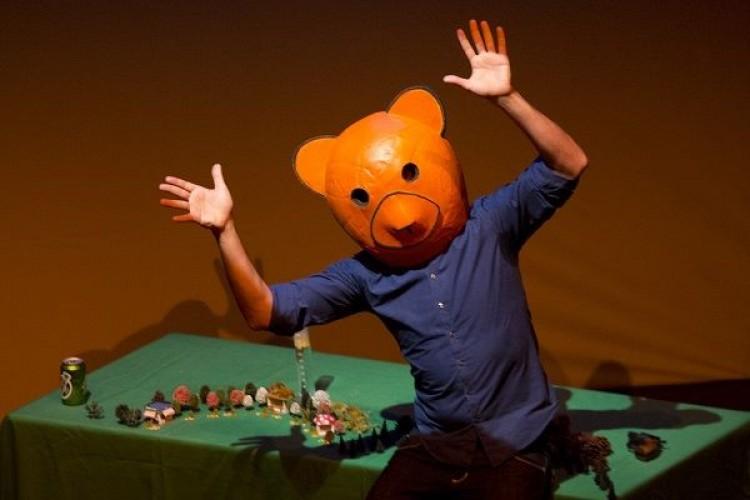 Teatro a Corte 2014 - Katastrophe, dalla Natura all'uomo tutto cambia