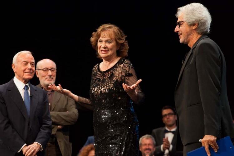 'Le Maschere del Teatro Italiano' premiate al San Carlo