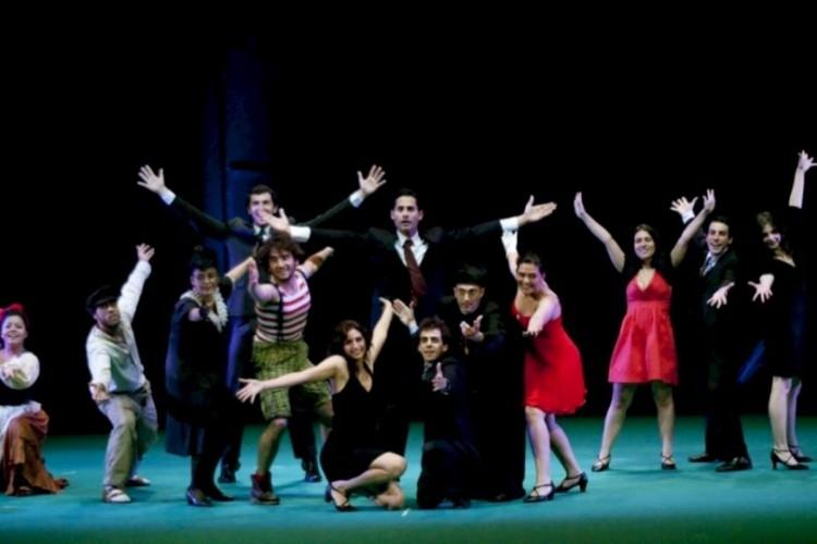 Al Globe Theatre, Alvaro Piccardi dirige 'Pene d'amor perdute'