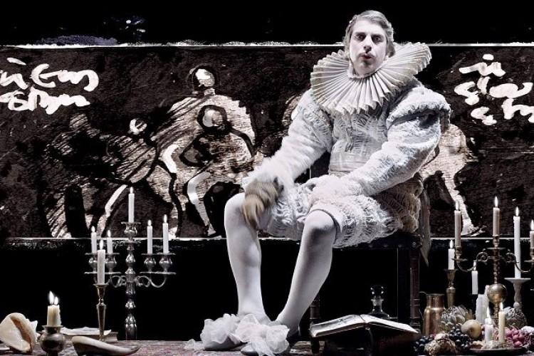 Peter Greenaway dipinge il suo ultimo film nei teatri e nei musei