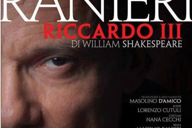 Massimo Ranieri presenta il suo Ricardo III