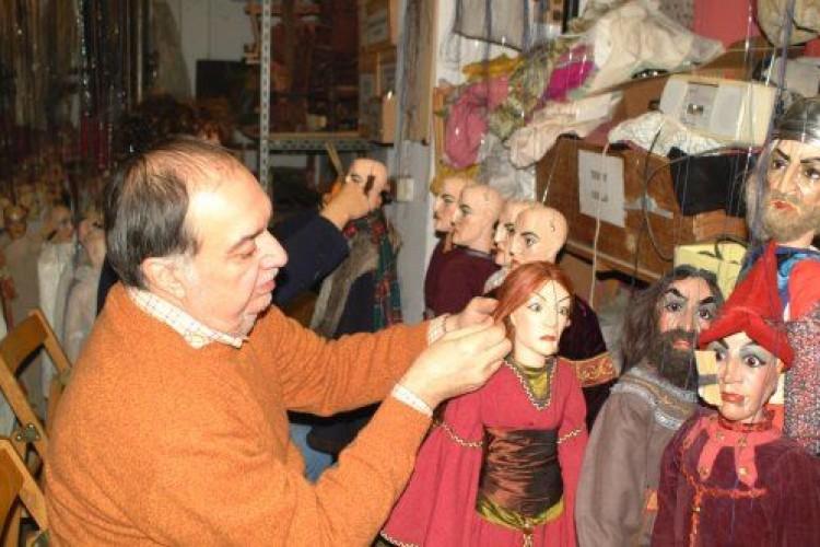 Le marionette dei Colla tra le due Expo: Milano, 1906 e 2015