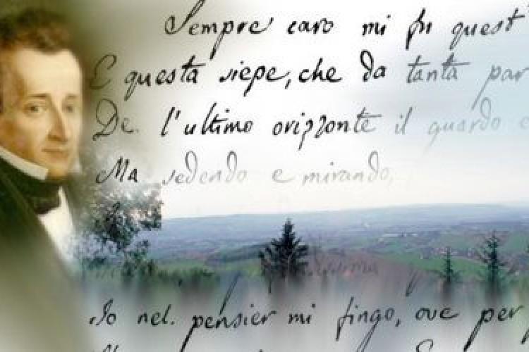 Giacomo Leopardi, uno di noi. Ce lo racconta Giuseppe Pambieri