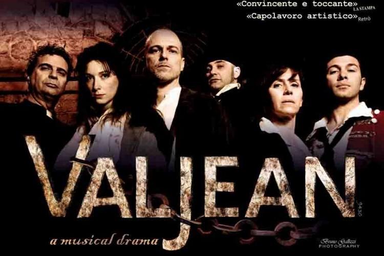 Valjean il piccolo musical che emoziona l'Italia