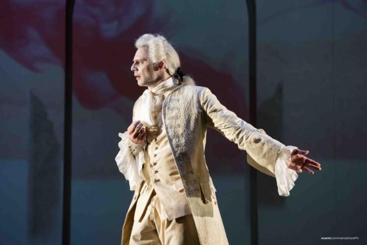 Dopo Cyrano Preziosi diventa Don Giovanni