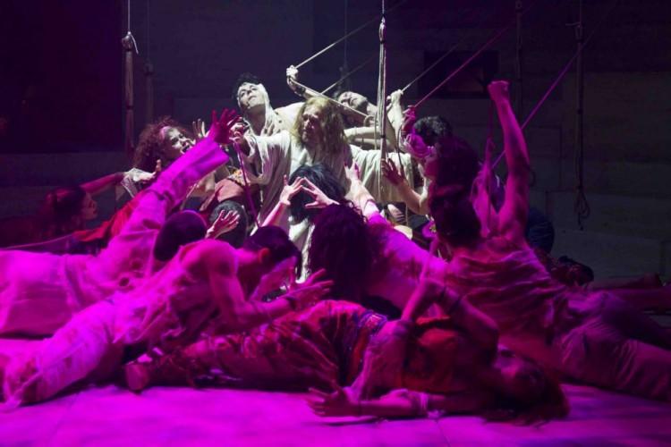 Jesus Christ la vera superstar del Teatro Verdi