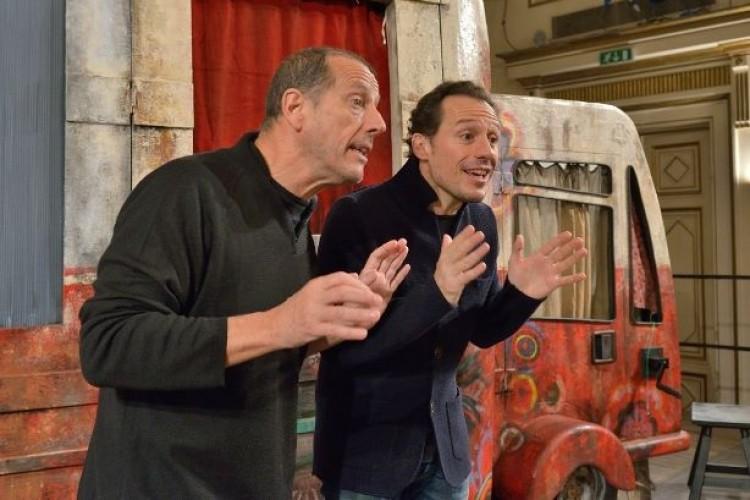 A Firenze Accorsi e Baliani ci raccontano il Decamerone