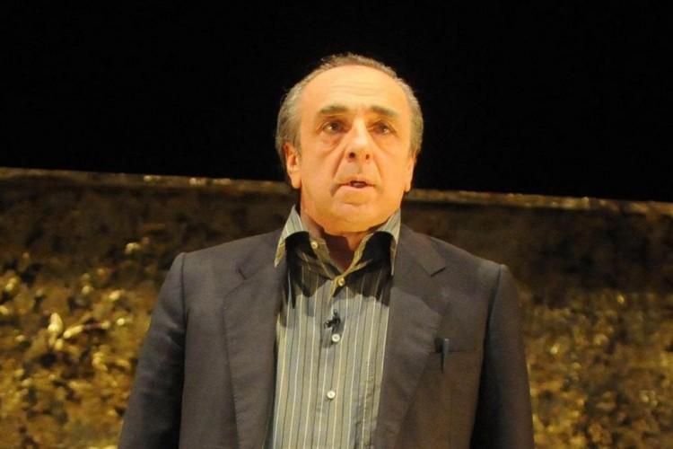 Silvio Orlando è Shylock,  il Mercante di Venezia alla Pergola