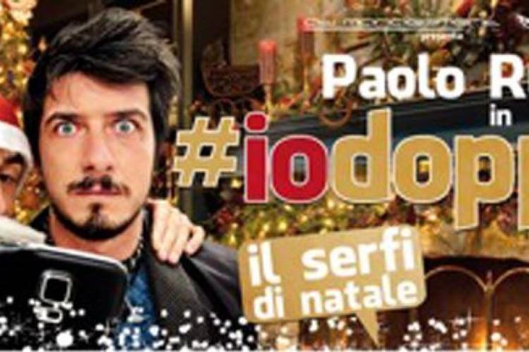 Paolo Ruffini ed il suo Teatro Panettone di Natale