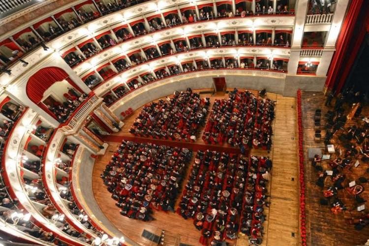 Il Teatro Goldoni di Livorno saluta il nuovo anno con un concerto