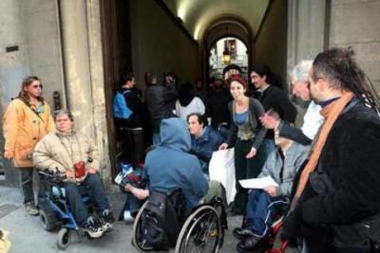 Prima compagnia di disabili