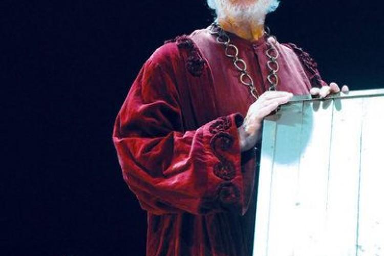 Michele Placido è Re Lear: Shakespeare è più attuale che mai