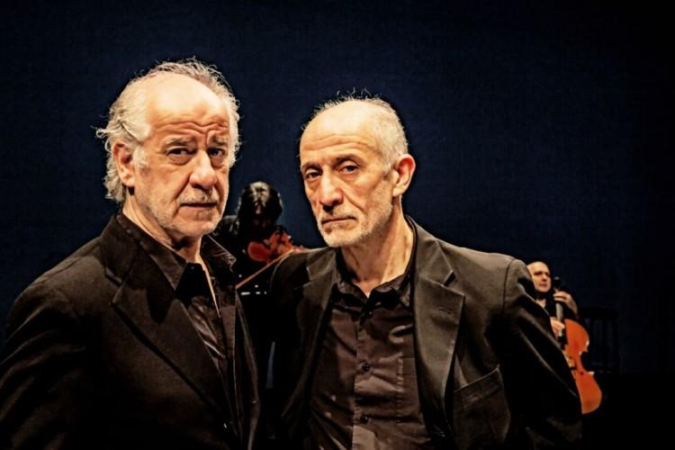 Toni e Peppe Servillo di nuovo insieme al Piccolo Teatro