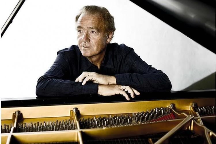 Il pianista francese François-Joel Thiollier in concerto a Livorno