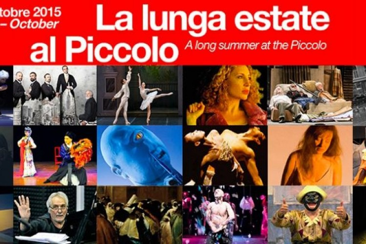 La lunga estate 2015 a Milano è targata Piccolo Teatro