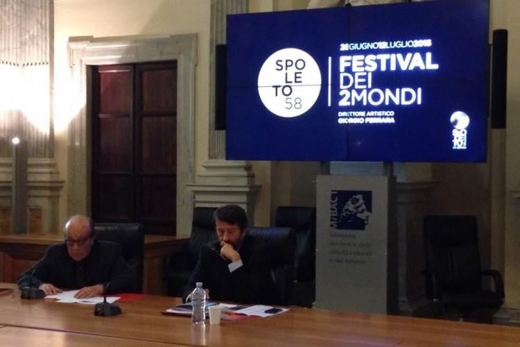 Festival dei Due Mondi, le novità del 2015