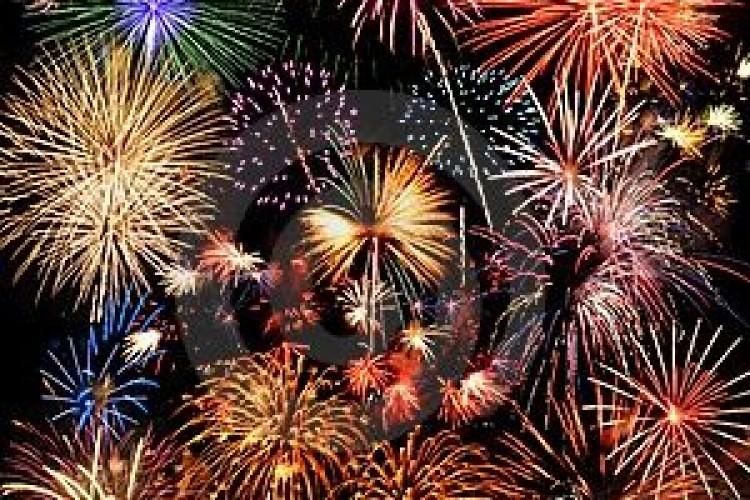 A Forte dei Marmi il Festival dei fuochi d'artificio