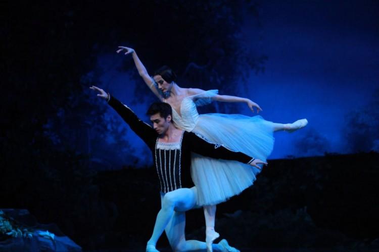 Dalla Cina il Balletto di Guangzhou in Giselle al Carlo Felice