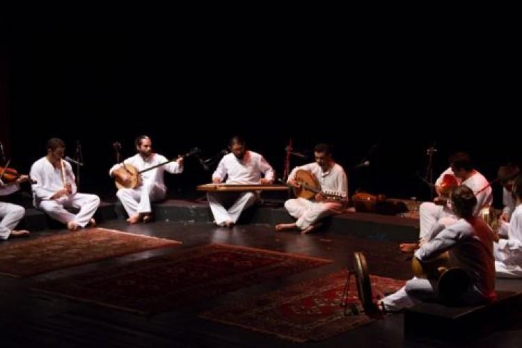 Le note e le voci deI Burda, un ponte con la poesia e la musica del mondo arabo