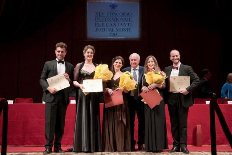 """Gli esiti del Concorso """"Toti Dal Monte"""" edizione 2015"""