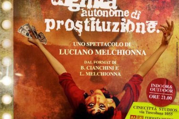 Dignità Autonome di Prostituzione in scena da stasera a Cinecittà