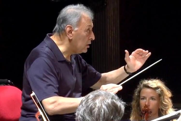 Mehta inaugura la stagione sinfonica al San Carlo