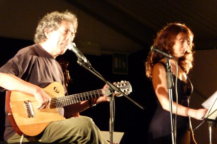 Eugenio Bennato al Festival dell'Insubria