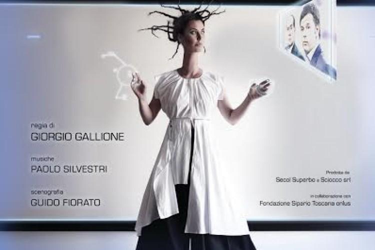 Sabina Guzzanti in anteprima nazionale inaugura TEATRO OFF alla Città del Teatro