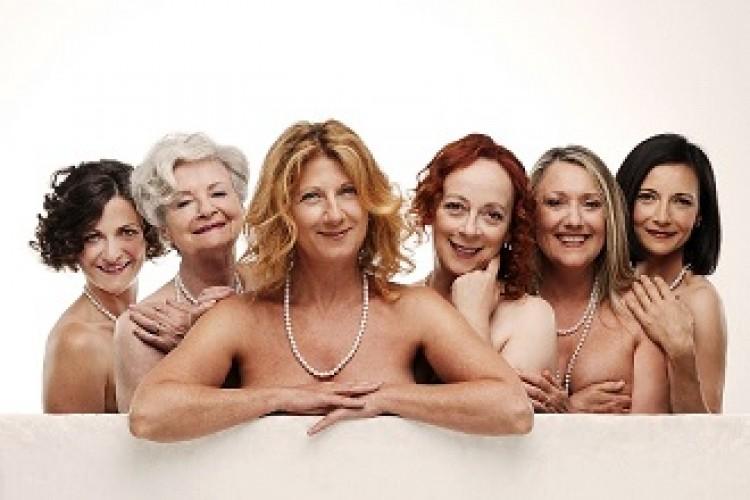 Calendar Girls, nude per piacere e per beneficenza a Milano