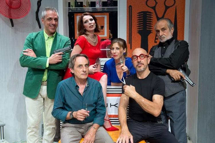Al Teatro Comunale di Pietrasanta ''Forbici & Follia''di Paul Portner