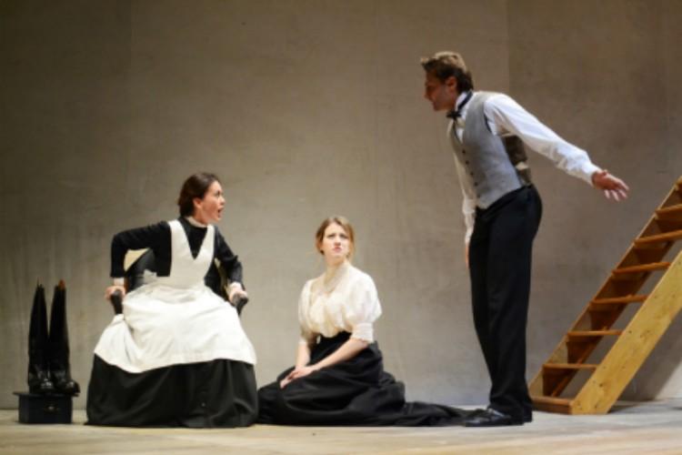 'Mademoiselle Julie', l'amore a ritmi sincopati