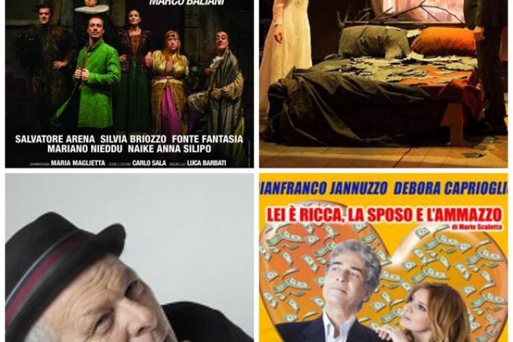 IN & OFF a Napoli - Gli spettacoli della settimana dal 08 al 14 Febbraio