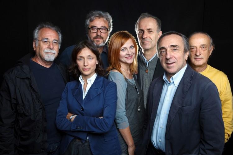 A Monfalcone 'La Scuola', con Silvio Orlando e Marina Massironi
