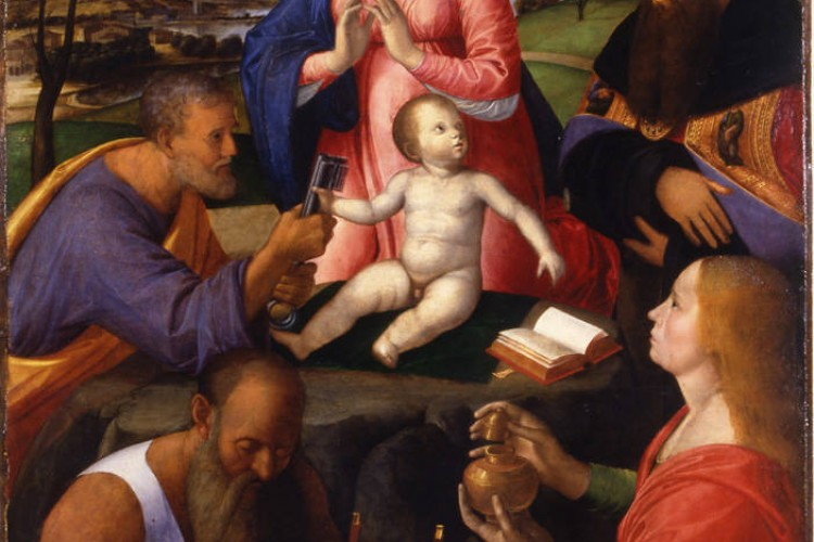 I VIVARINI – Lo splendore della pittura tra Gotico e Rinascimento