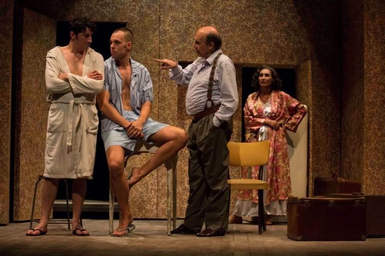 'Morte di un commesso viaggiatore' al Teatro Storchi di Modena