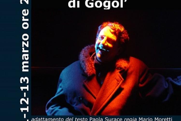 Giovanni Argante porta 'Il cappotto' di Gogol al Teatro di Vetro di Milano