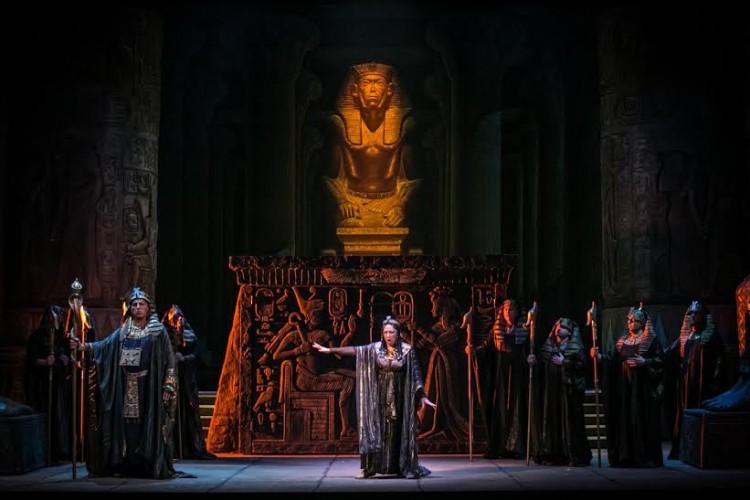 L' 'AIDA' di Giuseppe Verdi chiude la stagione lirica livornese