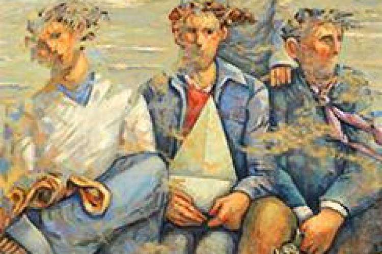 Mostra di Giampaolo Talani alla galleria Athena di Livorno