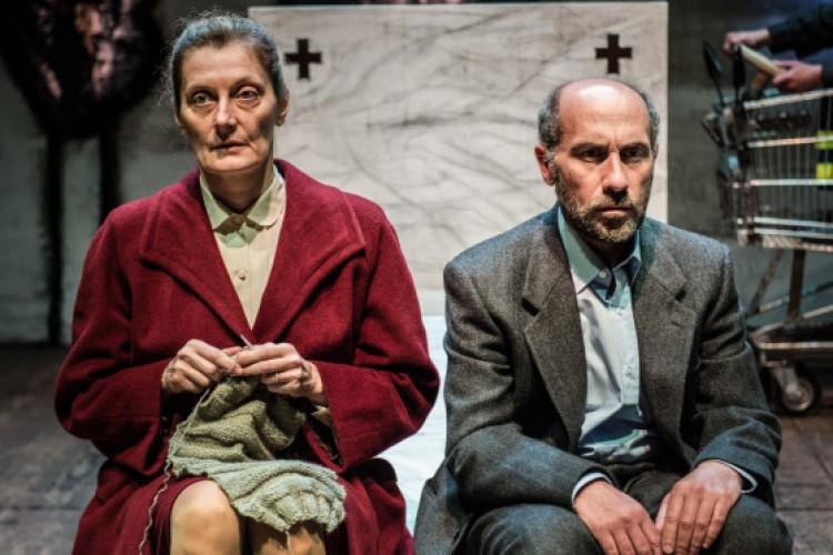 ''Amore''di Spiro Scimone ''trasloca'' dal Castello Pasquini al Teatro Solvay