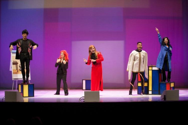 Gli Oblivion arrivano al Teatro Sistina di Roma