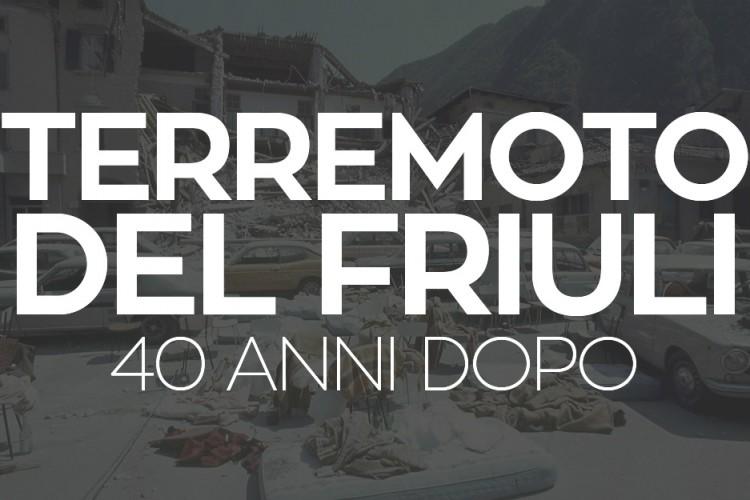 'Genius loci', lo stabile regionale ricorda il terremoto in Friuli