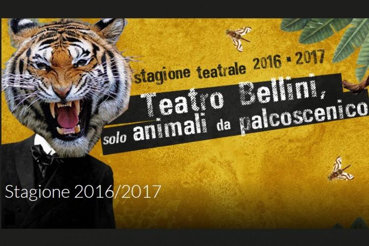 Al Teatro Bellini una serata evento per presentare la stagione 2016-17