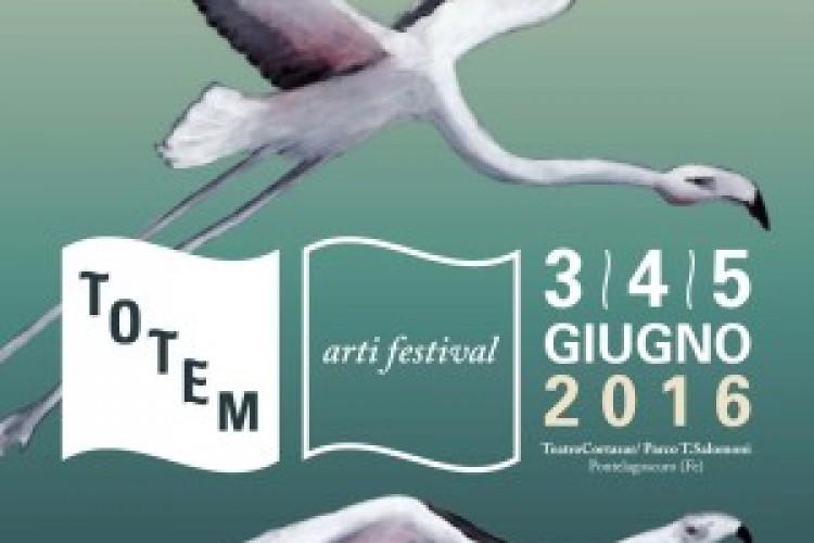 A Ferrara ritorna 'Totem Arti Festival'