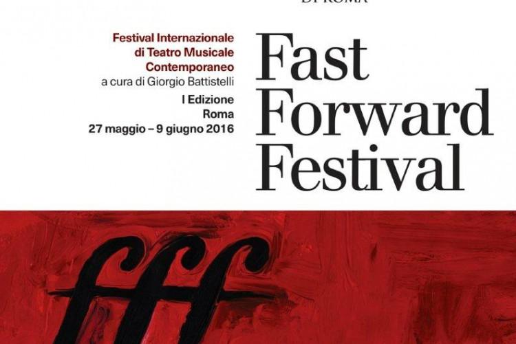 Inizio a sorpresa per il Fast Forward Festival