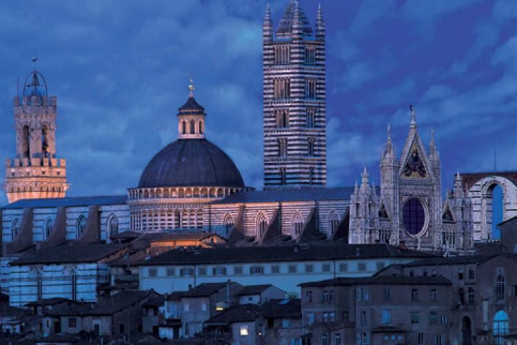 A Siena ''Lux in nocte 2016'' - V edizione