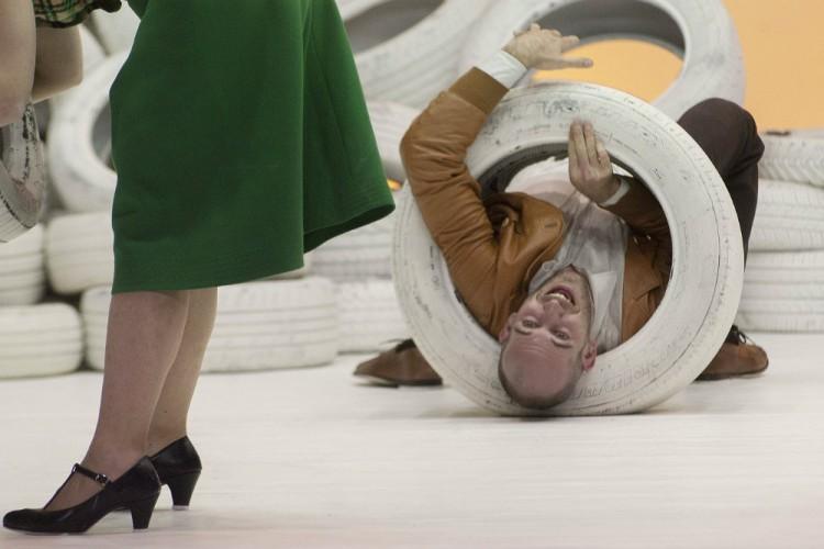 Uno spettacolo di Ricci/Forte chiude la stagione al Teatro Argentina