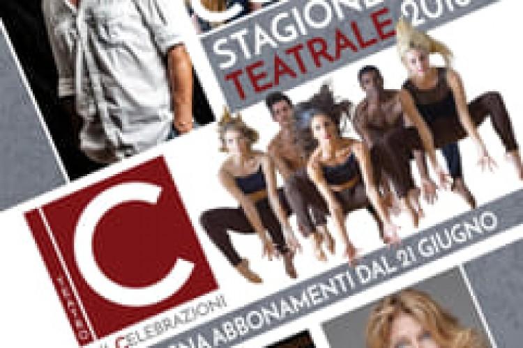 Nuova stagione di prosa del Teatro Il Celebrazioni di Bologna